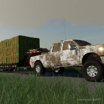 2011 Ford F350 V1 Beta for Farming Simulator 19