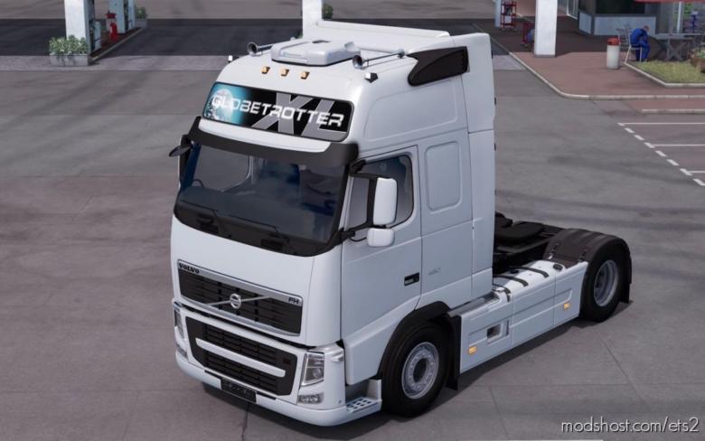 Volvo FH2 FH3 [1.38] for Euro Truck Simulator 2