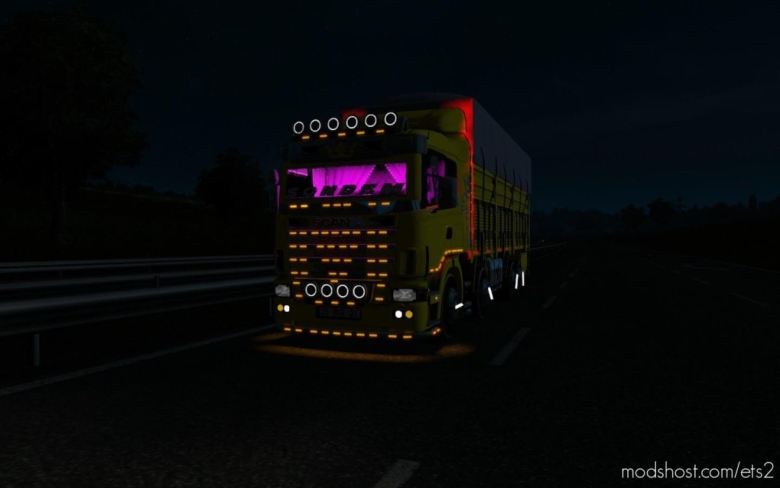 Scania 124G 360 [1.38] for Euro Truck Simulator 2