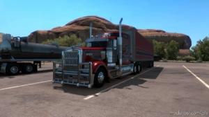 Kenworth W900 Oqmodifed V1.5.0 for American Truck Simulator