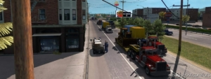 Mhapro Map [1.38.X] for American Truck Simulator