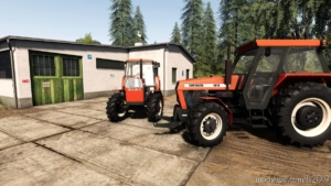 Ursus 4CYL. 4X4 Pack for Farming Simulator 19