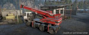 Tatra Truck Phoenix 8×8 for SnowRunner