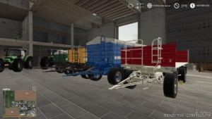 Sipma PR EKO Pack for Farming Simulator 19
