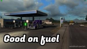 MAN D2676 Diesel Engine for American Truck Simulator