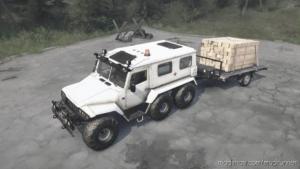 Trekol-39294 Mod V02.08.20 for MudRunner