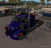 Kenworth T800 Cartruck Truck [1.38] for American Truck Simulator