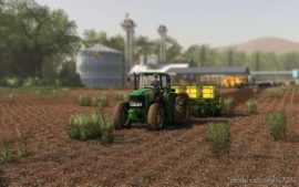 Fazenda Santa Amelia for Farming Simulator 19