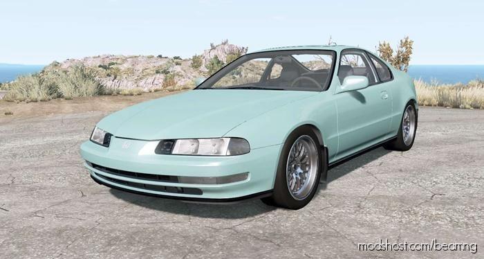 Honda Prelude 1992 for BeamNG.drive