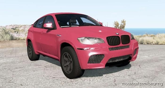 BMW X6 M (E71) 2010 for BeamNG.drive