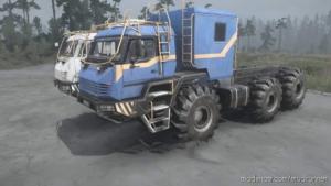 Azov 4220 Antarctic Truck V03.07.20 for MudRunner