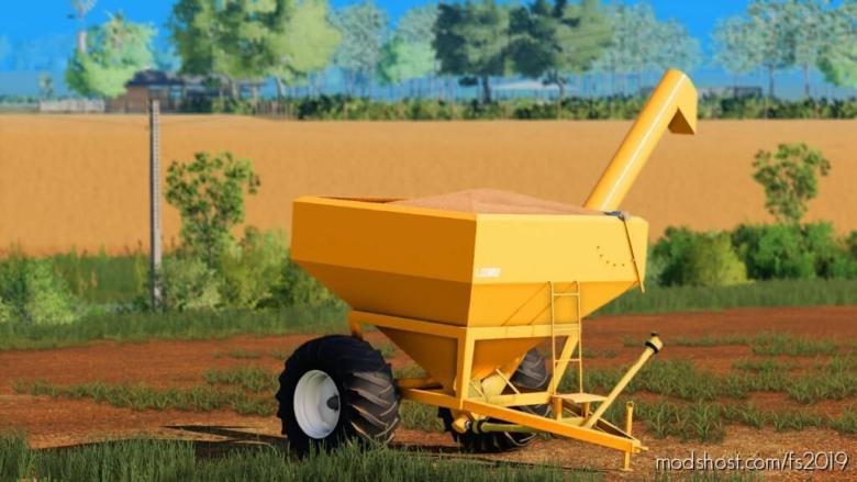 Lizard 60 for Farming Simulator 19