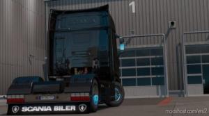 Mudflap Scania Pack [1.38] for Euro Truck Simulator 2
