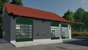 NEW Grain Storage for Farming Simulator 19