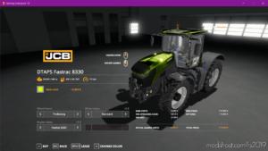 Colorful Fastrac 8330 for Farming Simulator 19