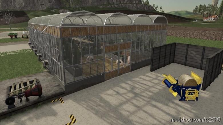 Pigsty Of The Future for Farming Simulator 19