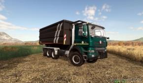 Tatra Phoenix 8X8 for Farming Simulator 19