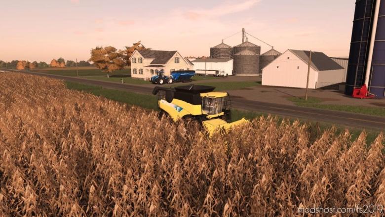 Mercer County, Ohio (Hotfix) for Farming Simulator 19