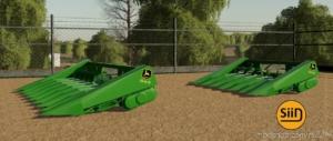 John Deere Corn Headers for Farming Simulator 19