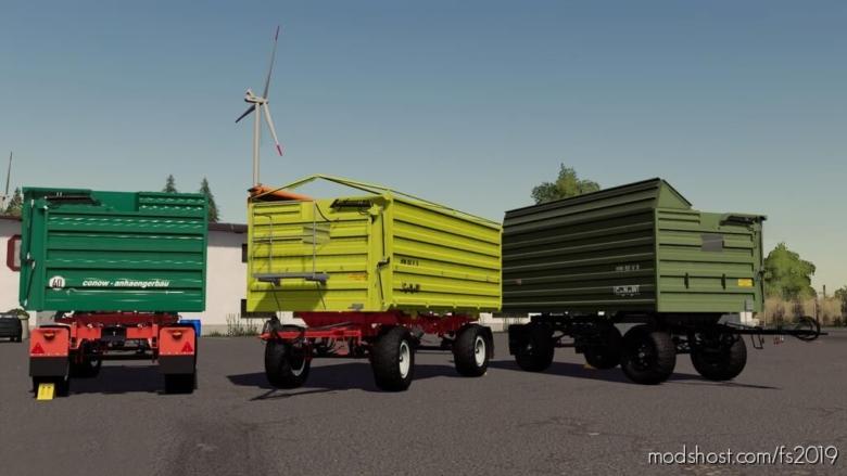 Conow HW 80 Pack for Farming Simulator 19