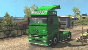 Mercedes-Benz Axor MP1 V3.0 [1.38] for Euro Truck Simulator 2