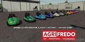 The CAR Bumper Ride for Farming Simulator 19