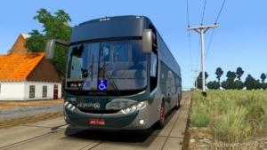 Mercedes Comil Campione 3.65 BUS Mod [1.38] for Euro Truck Simulator 2