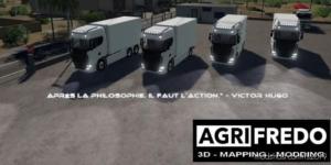 Scania Forain Pack for Farming Simulator 19