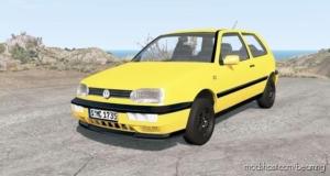 Volkswagen Golf 3-Door (TYP 1H) 1995 for BeamNG.drive