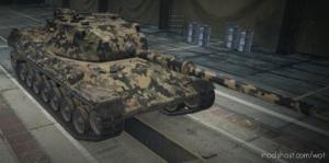 Digital – Camo [1.9.1.2] for World of Tanks