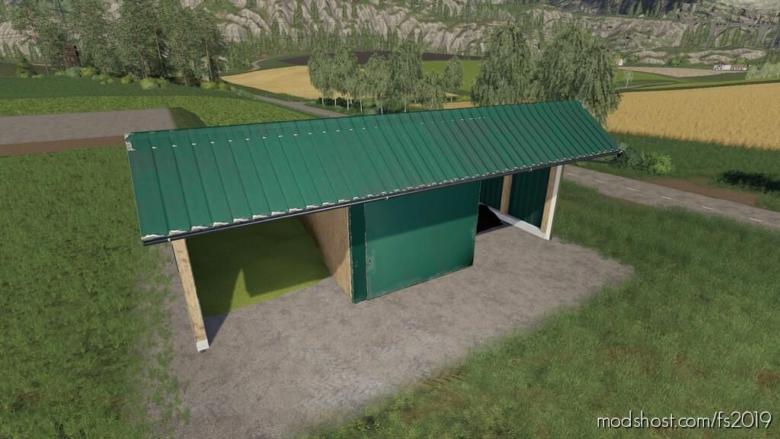 GlobalCompany – Maizeplus Storage for Farming Simulator 19