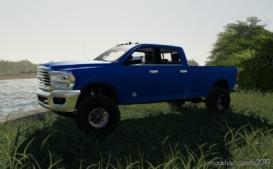 2020 Dodge RAM 2500 for Farming Simulator 19