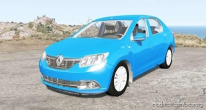 Renault Logan 2014 for BeamNG.drive
