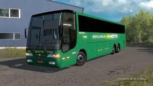 Vistabuss 1999 6×2 MB [1.37 – 1.38] for Euro Truck Simulator 2