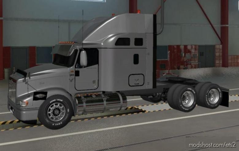 International Eagle 9400I [1.38] for Euro Truck Simulator 2