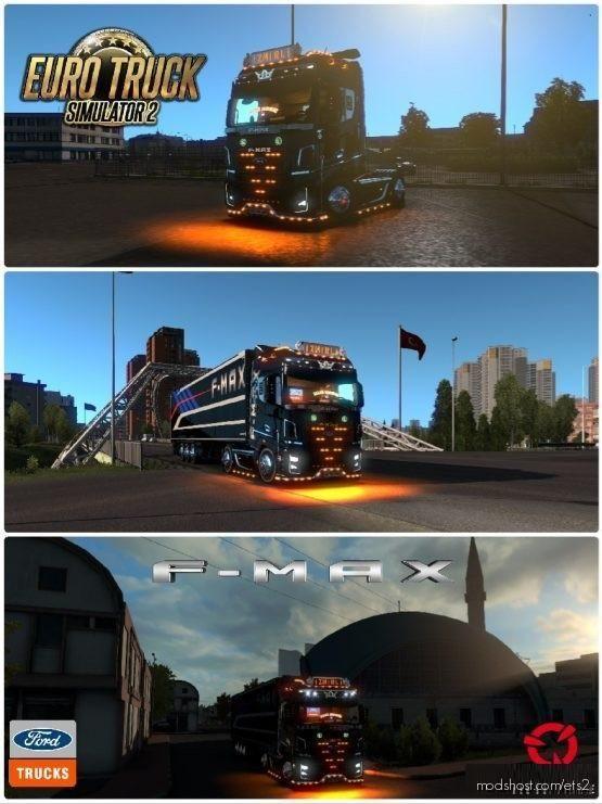 Ford Fmax V3 Turkish Delight [1.38] for Euro Truck Simulator 2