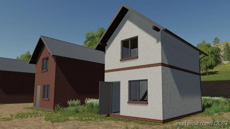 Small Houses for Farming Simulator 19