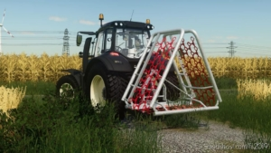 Chain Harrow V1.0.1.0 for Farming Simulator 19