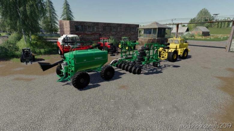 Seeding Complex Kuzbass V0.6.8.0 for Farming Simulator 19