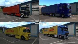 Bulgaria Skin Pack V1.1.3 for Euro Truck Simulator 2