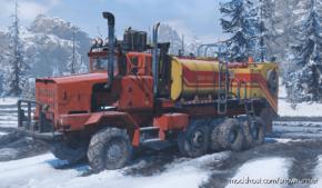 """Enhanced Derry Longhorn 3194 """"Prime Mover"""" M181 V1.0.1 for SnowRunner"""