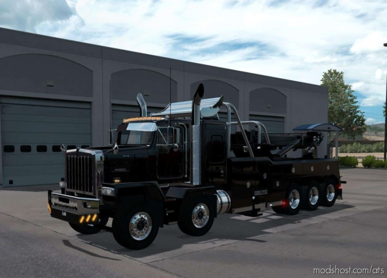 Kenworth C500 Custom Truck [1.38] for American Truck Simulator
