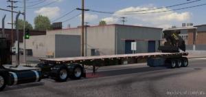 Transcraft TL2000 Trailer With Crane [1.38] for American Truck Simulator