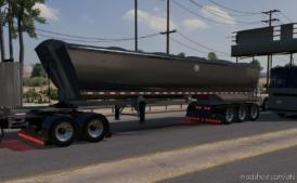 MAC Simizer Dump Trailer Fixed [1.38] for American Truck Simulator