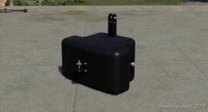 Bemu 1050KG Gewicht Converted for Farming Simulator 19