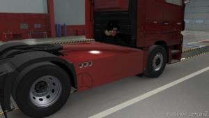 Mercedes MP3 Sideskirts Plate V1.1 [1.38.X] for Euro Truck Simulator 2