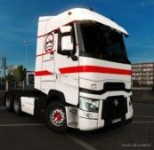 Star Wars Truck Skin [1.35 – 1.38]+ for Euro Truck Simulator 2