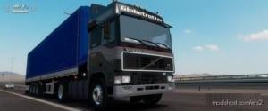 Volvo F16 Volvo Power Skin for Euro Truck Simulator 2