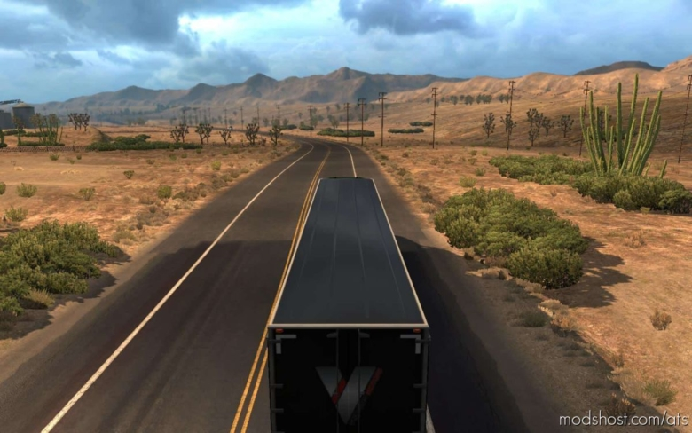 Coast To Coast Map V2.11.8 [1.38] for American Truck Simulator
