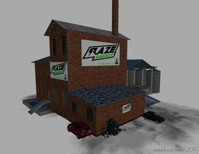 Raze Energy Drink Factory for Farming Simulator 19